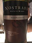 ノストラーダ テンプラニーリョ(2016)