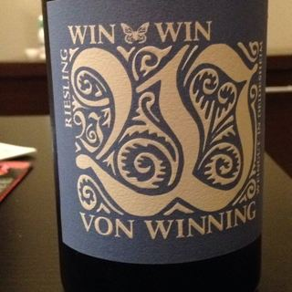 Von Winning Win Win Riesling trocken