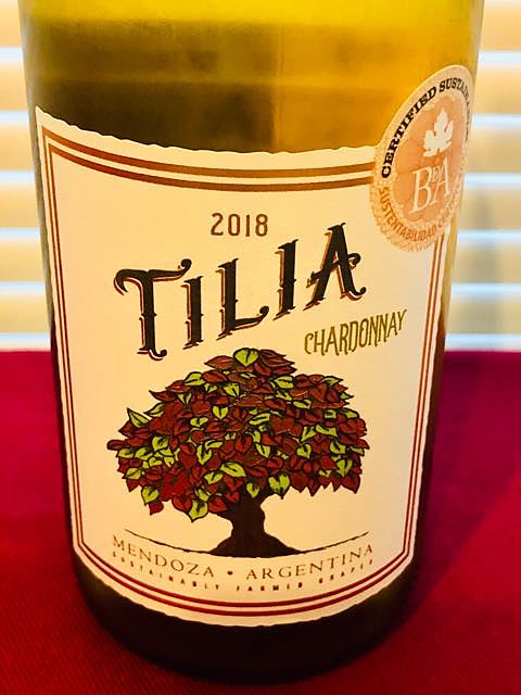 Tilia Chardonnay(ティリア・シャルドネ)