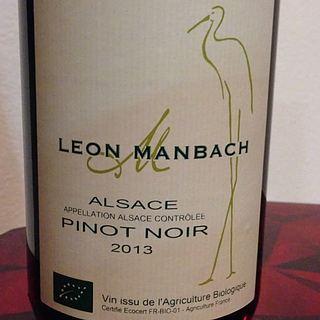 Leon Manbach Pinot Noir