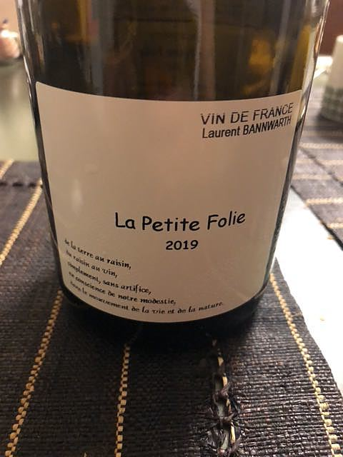 Laurent Bannwarth La Petite Folie(ローラン・バーンワルト ラ・プティット・フォリー)
