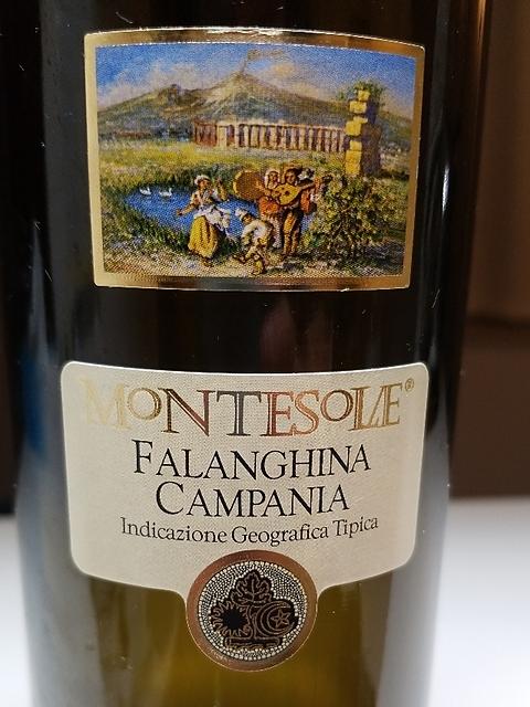 Montesole Falanghina Campania