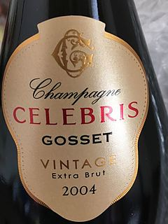 Gosset Celebris Vintage Extra Brut