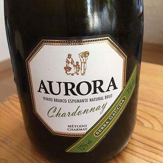 Aurora Espumante Natural Brut Chardonnay