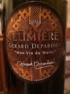 Gérard Depardieu Lumière(ジェラール・ドパルデュー ルミエール)