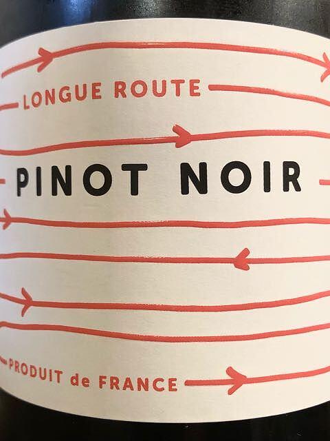 Longue Route Pinot Noir(ロング・ルート ピノ・ノワール)