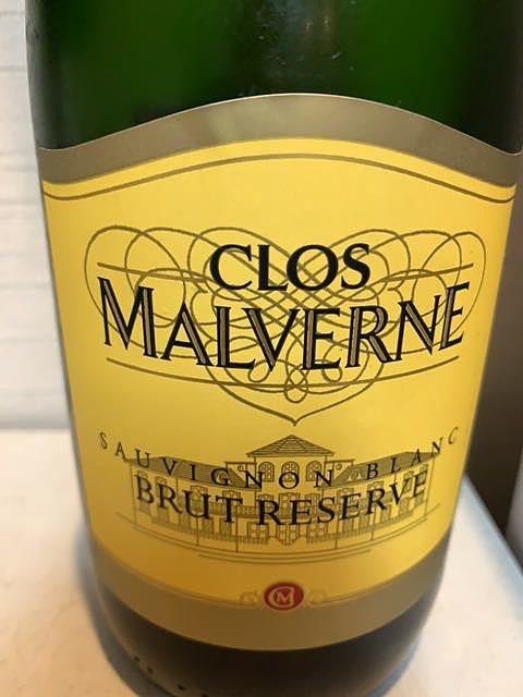 Clos Malverne Sauvignon Blanc Brut Reserve