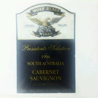 Wolf Blass Presidents Selection Cabernet Sauvignon