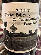 東晨洋酒 Muscat Bailey A & Yama Sauvignon Barrel Aged(2017)