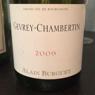 Alain Burguet Gevrey Chambertin