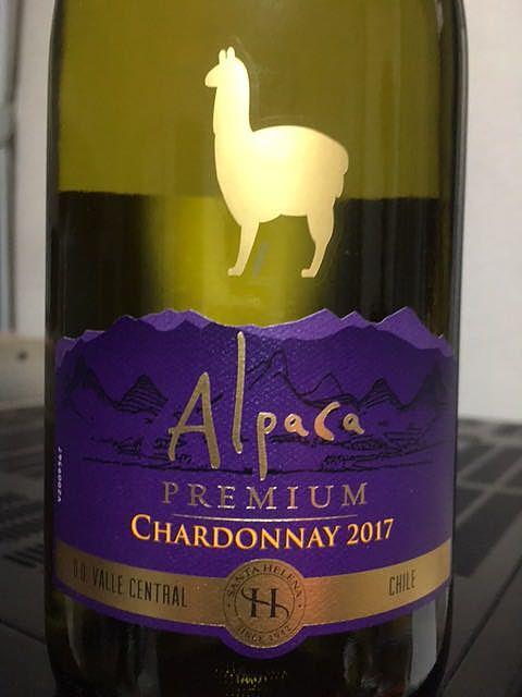 Alpaca Premium Chardonnay(アルパカ プレミアム シャルドネ)