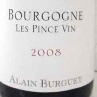 Alain Burguet Bourgogne Les Pince Vin