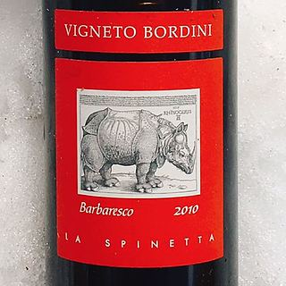 La Spinetta Barbaresco Vigneto Bordini