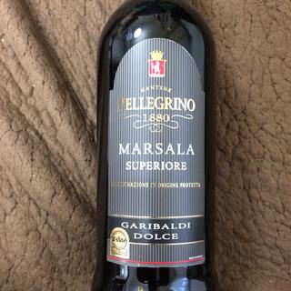 Pellegrino Marsala Superiore Garibaldi Dolce(ペッレグリーノ マルサラ・スペリオーレ ガリバルディ・ドルチェ)