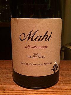 Mahi Marlborough Pinot Noir(マヒ マールボロ ピノ・ノワール)