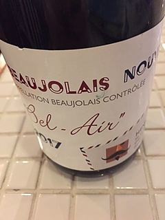 Henry Fessy Beaujolais Villages Nouveau Bel Air(アンリ・フェッシー ボージョレ・ヴィラージュ ヌーヴォー べレール)