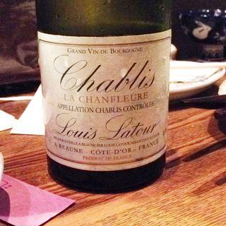Louis Latour Chablis La Chanfleure
