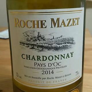 Roche Mazet Chardonnay(ロシュ・マゼ シャルドネ)