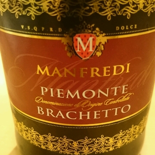 Manfredi Piemonte Brachetto(マンフレディ ピエモンテ ブラケット)