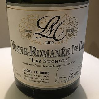 Lucien Le Moine Vosne Romanée 1er Cru Les Suchots