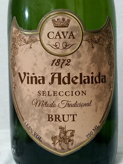 Viña Adelaida Cava Brut(ヴィーニャ・アデライダ カヴァ ブリュット)