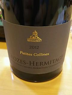 Arnoux & Fils Crozes Hermitage Petites Collines(アルノー・エ・フィス クローズ・エルミタージュ プティ・コリンヌ)