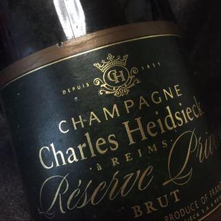 Charles Heidsieck Réserve Privée Brut