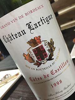Ch. Lartigue Côtes de Castillon
