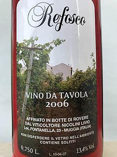 Nicolini Refosco(ニコリーニ レフォスコ)