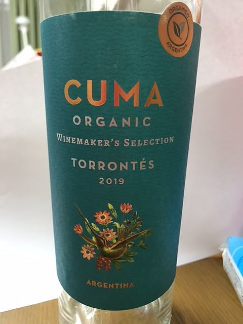 Michel Torino Estate Cuma Organic Torrontés(ミッシェル・トリノ・エステート クマ オーガニック トロンテス)