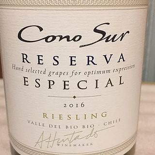 Cono Sur Reserva Especial Riesling(コノ・スル レゼルバ・エスペシャル リースリング)