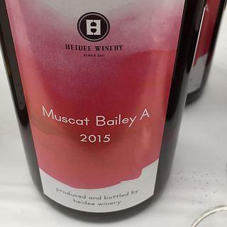 Heidee Winery Muscat Baily A