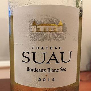 Ch. Suau Bordeaux Blanc Sec