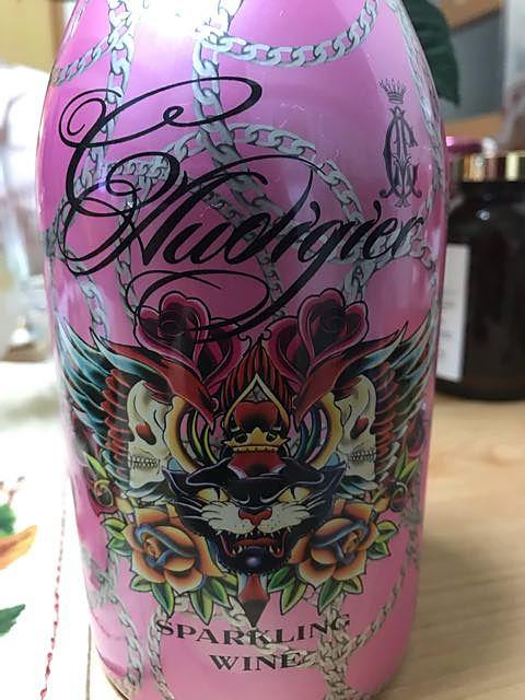 Christian Audigier Sparkling Rosé Sweet(クリスチャン・オーディジェー スパークリング・ロゼ スウィート)