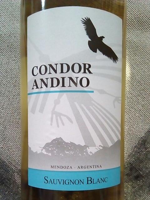 Condor Andino Sauvignon Blanc