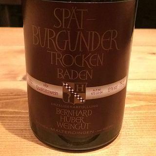 Bernhard Huber Spätburgunder R Trocken(ベルンハルト・フーバー シュペートブルグンダー レゼルヴァ トロッケン)