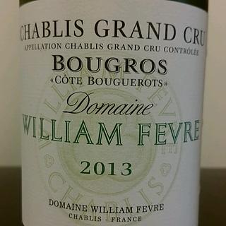 Dom. William Fèvre Chablis Grand Cru Bougros Côte Bouguerots