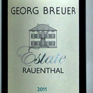 Georg Breuer Estate Rauenthal Riesling(ゲオルク・ブロイヤー エステート ラウエンタール リースリング)