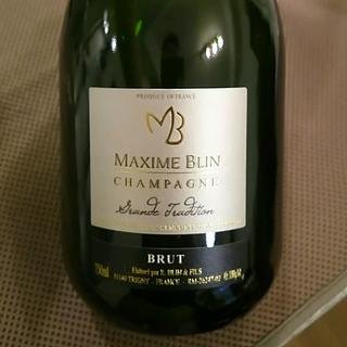 Maxime Blin Grande Tradition Brut