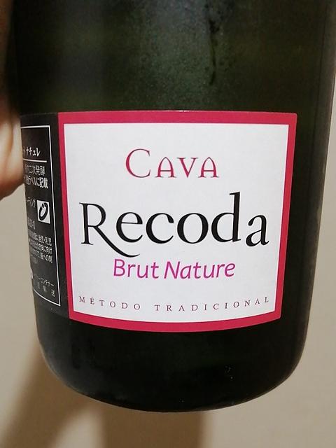 Recoda Brut Nature(レコダ ブリュット・ナチュール)