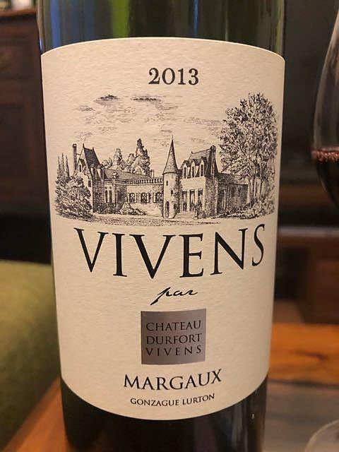 Vivens Margaux