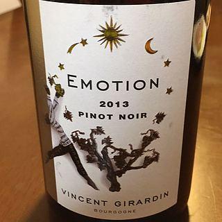Vincent Girardin Emotion Pinot Noir