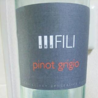 Tre Fili Pinot Grigio