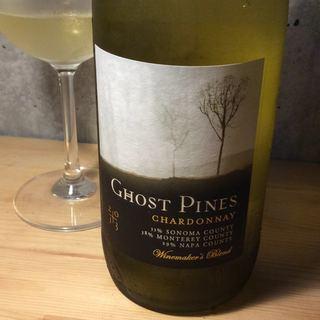 Ghost Pines Chardonnay 2013(ゴースト・パインズ シャルドネ)