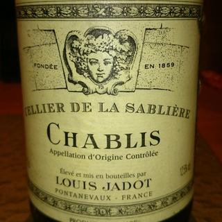 Louis Jadot Chablis Cellier de la Sabliere