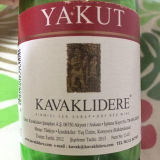 Kavaklidere Yakut Ökuzgözü d'Elazig