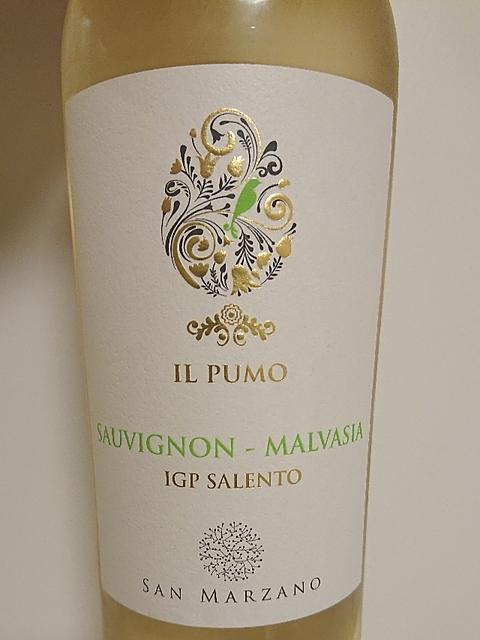 San Marzano Il Pumo Sauvignon Malvasia