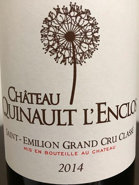 Ch. Quinault l'Enclos