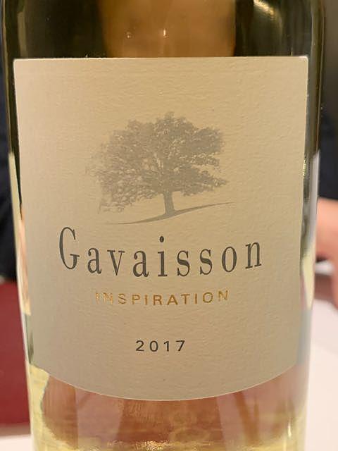 Gavaisson Inspiration(ガヴェッソン アンスピラシオン)