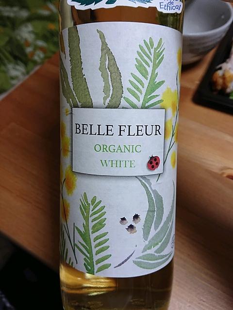 Belle Fleur Organic White(ベル・フルール オーガニック ホワイト)
